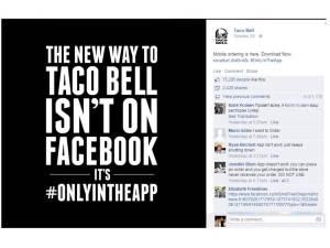 Facebook TBell